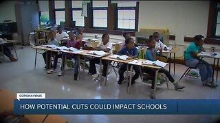 How potential cuts could impact schools.