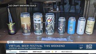 Virtual beer festival this weekend