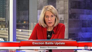 Election Battle Update   Debbie Discusses 12.22.20