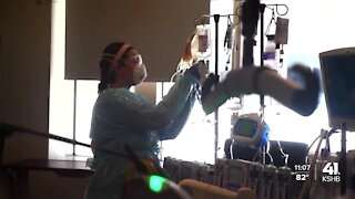 COVID-19 surge strains Kansas City-area hospitals ahead of 'worse' month