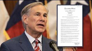 Texas Governor Signs Executive Order to Sue Biden Admin Over Energy