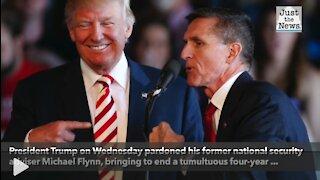 Flynn Pardoned pt 1...