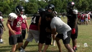 Palm Beach Central football players want answers about cancelled season