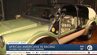 African Americans in Racing