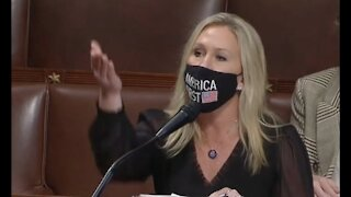"""MTG ERUPTS From House Floor Over """"Equal Rights Amendment"""""""