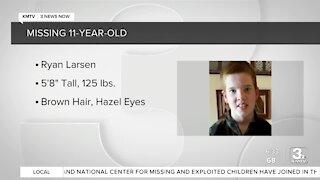 La Vista boy still missing after 5 days