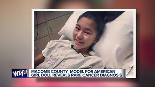 Macomb County figure skater fights rare disease