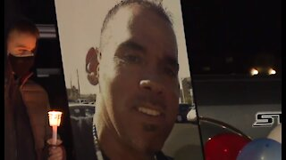Vegas community remembers man killed by suspected DUI driver