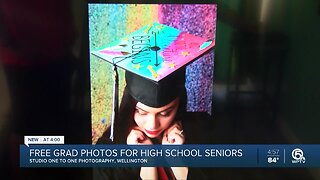 Wellington photography studio offering complimentary portrait to Class of 2020