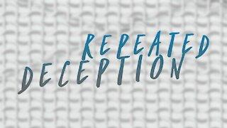 November 22 Sermon: Repeated Deception