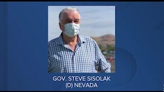 Gov. Sisolak provides COVID-19 update