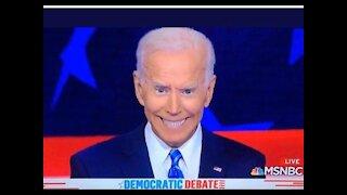 Joe Biden official acceptance speech