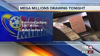 Mega millions jackpot soars