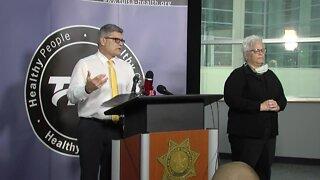 May 21: Tulsa Officials provide coronavirus update