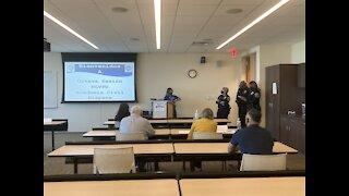 North Las Vegas police host 10-week Hispanic Citizens Academy
