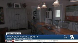 Consumer Reports: Vacation rental safety