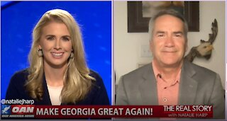 The Real Story - OAN Fulton County Audit with Rep. Jody Hice