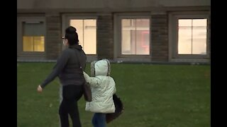 Thousands of students return to school Tuesday morning