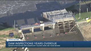 18 high and significant hazard Michigan dams haven't reported inspections in years