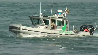 Man rescued from Niagara River after jumping in to cool off