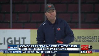 Condors preparing for first Calder Cup Playoff appearance