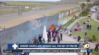 Border church and mosque call for day of prayer