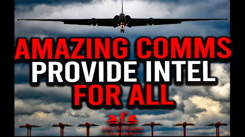 2.22.21: Comms prove previous owners to INTEL...BEING OBLITERATED! Pray for our MILITARY!