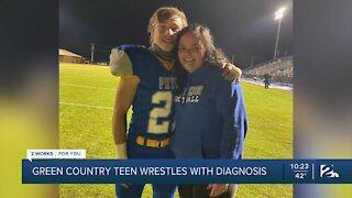 Green Country teenager battling Acute Myeloid Leukemia