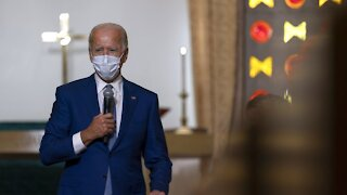 Biden Tries To Sway Christian Voters Away From GOP