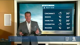 Your early Sunday morning forecast