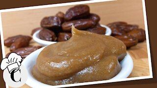 How to Make Date Paste! A Natural, Healthy Sweetener!