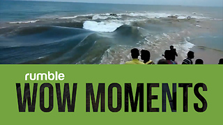 This compilation of WOW moments is a thrilling joyride!