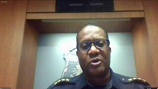 Mayor, police chief react to Chauvin verdict