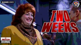 """ROB DEW COINS NEW """"TWO WEEKS"""" THEORY FOR POLITICAL BOMBSHELLS"""