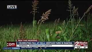 Celebrating Fall at Heritage Farms