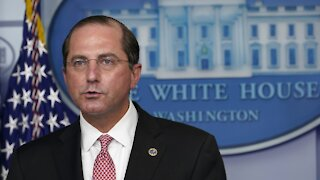 Azar: 100M COVID Vaccine Doses Given By End Of February