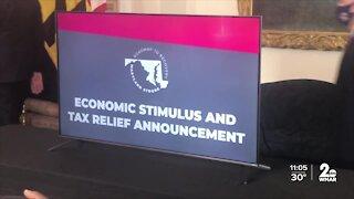 Reaction to Governor Hogan's economic stimulus plan