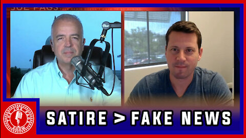 """The Babylon Bee's Seth Dillon Goes Off on """"Misinformation"""" Charge"""