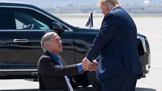 Trump Plans to Visit Texas/Mexico Border