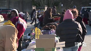 Rich Foundation holds coat drive for Baltimore families