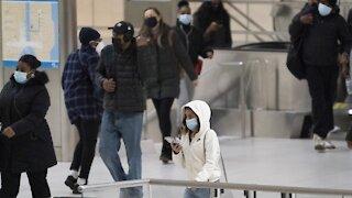 States Enforce Mask Mandates As U.S. Awaits Vaccine