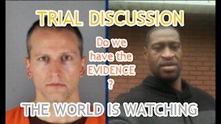 Derek Chauvin Trial Discussion