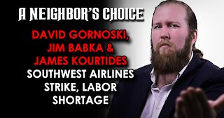 The Southwest Airlines Strike, Seed Oils and Bipolar Disorder (Audio)