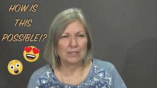 65 Year Old Woman Discovers There is POWER in a MAKEOVERGUY® Makeover!