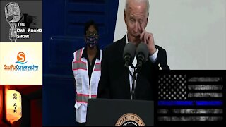 Joe Biden's Texas visit turns into hot mess: 'What am I doing here?'