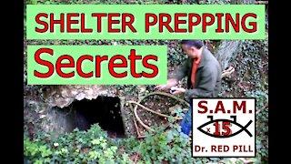 Shelter Prepping Secrets