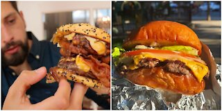 Best Burger Places Downtown Montreal (VIDEO)