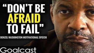 Denzel Washington's Greatest Life Advice Will Leave You Speechless (Must Watch) | Goalcast