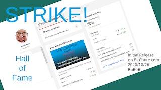 Strike! - YouTube heißt der Verlierer (28.10.2020)
