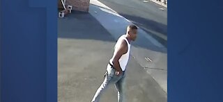 Man in 30s gropes teen on street near downtown Las Vegas, police say